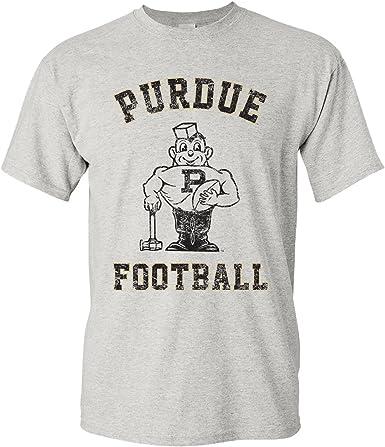 Purdue University Boilermakers Team NCAA Unisex Shirt Tee T-Shirt