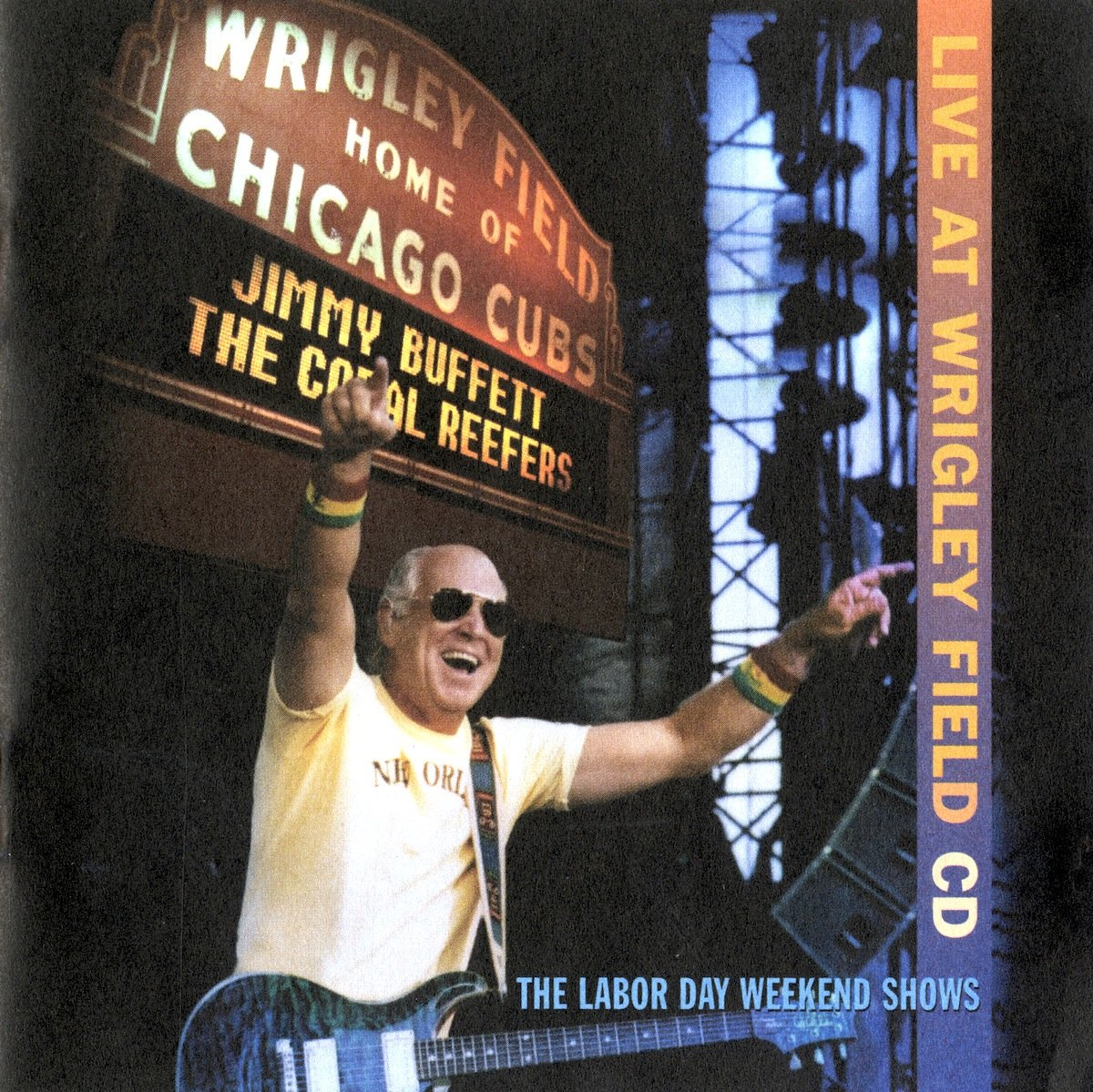 Live at Wrigley Field by Mailboat Records