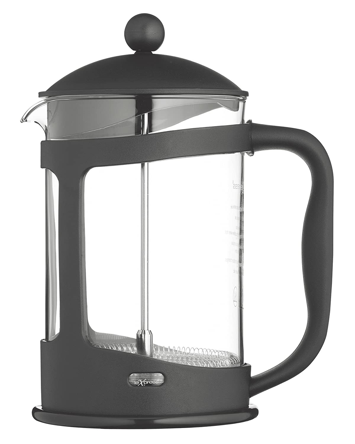 Kitchen Craft Le'Xpress Eight Cup Plastic Coffee Press KCLXCAFE8POLY