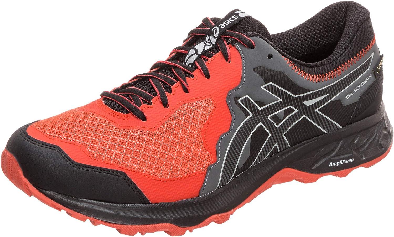 ASICS Gel-Sonoma 4 G-TX 1011a210-600, Zapatillas de Entrenamiento Hombre: Amazon.es: Zapatos y complementos