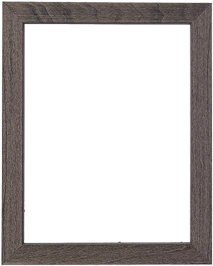 Amazon.com - ArtToFrames 10x13 inch Gray Rustic Barnwood Wood ...
