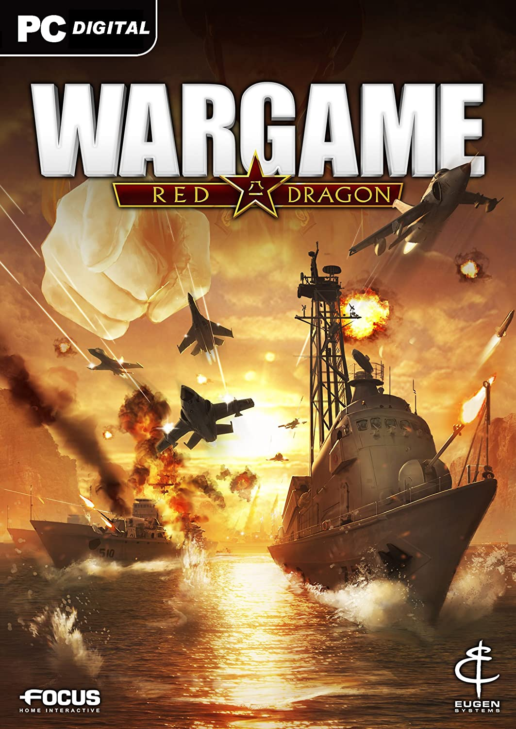 Amazon com: Wargame: Red Dragon [Online Game Code]: Video Games