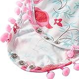 Leapparel Newborn Baby Girl Toddler Ruffle Little