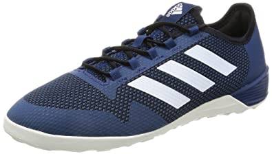 c29570cf5 adidas Men's's Ace Tango 17.2 in Footbal Shoes Mystery Blue/Footwear White/core  Black