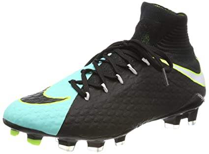 8db94eb89ad Image Unavailable. Image not available for. Color  Nike Women s Hypervenom  Phatal III Dynamic Fit Soccer Cleats
