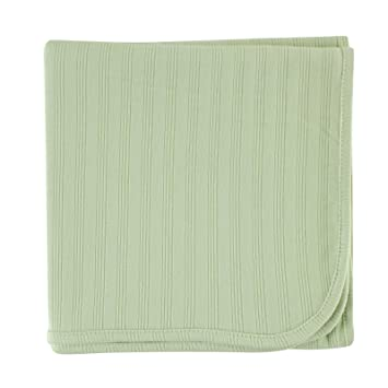 Amazon Com Touched By Nature Organic Cotton Receiving Blanket