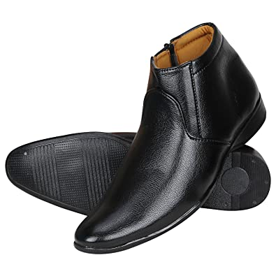 cheap sale retail prices preview of FASHIMO Men's Formal Zipper Shoes: Buy Online at Low Prices ...