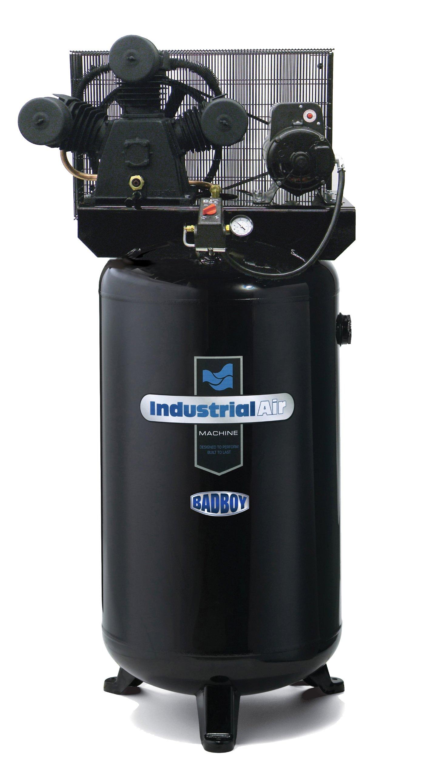 Industrial Air ILA5148080 80-Gallon Super Hi Flo Single Stage Air Compressor