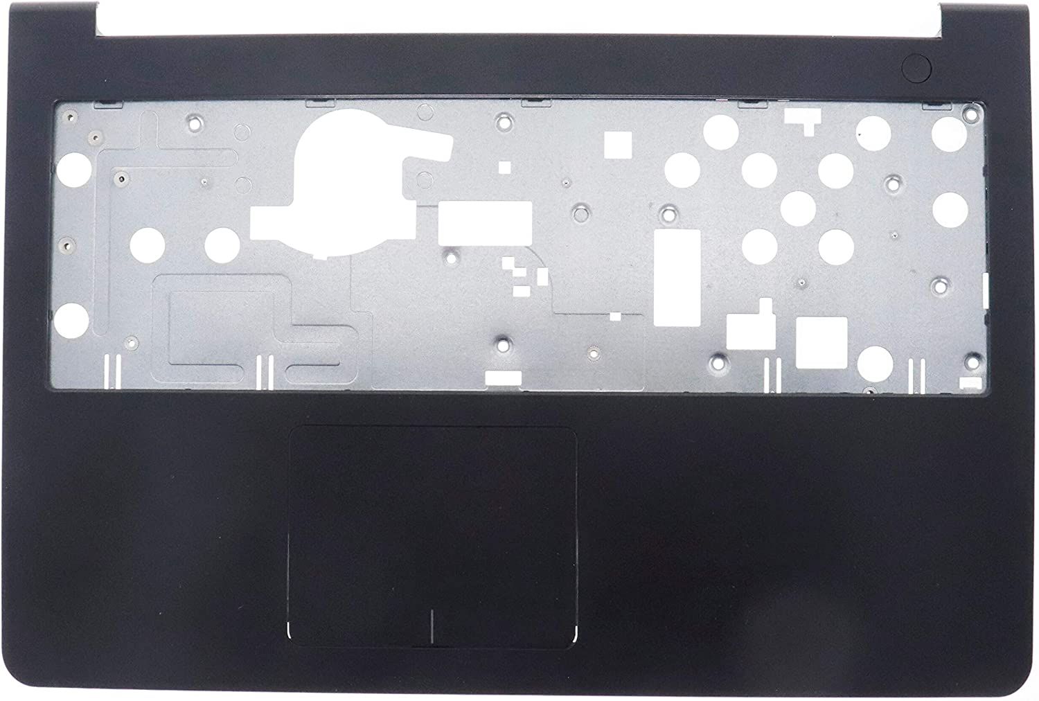 Upper Case Palmrest w/Touchpad Assembly Keyboard Bezel Replacement Compatible with Dell Inspiron 15-5000 5545 5547 5548 15-5545 15-5547 15-55480YXGDY YXGDY 047R72 47R72