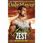 Zack's Zest: A SEALs of Honor World Novel (Heroes for Hire Book 23)