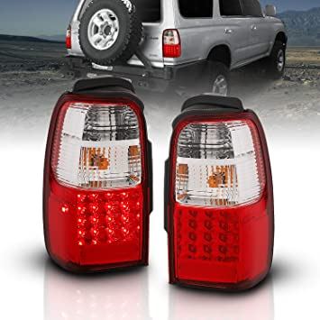 Left and Right Set Fits 08-14 TOYOTA LAND CRUISER TAIL LIGHT//LAMP  Pair