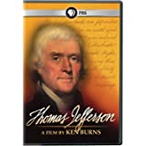 Thomas Jefferson - A Film by Ken Burns DVD