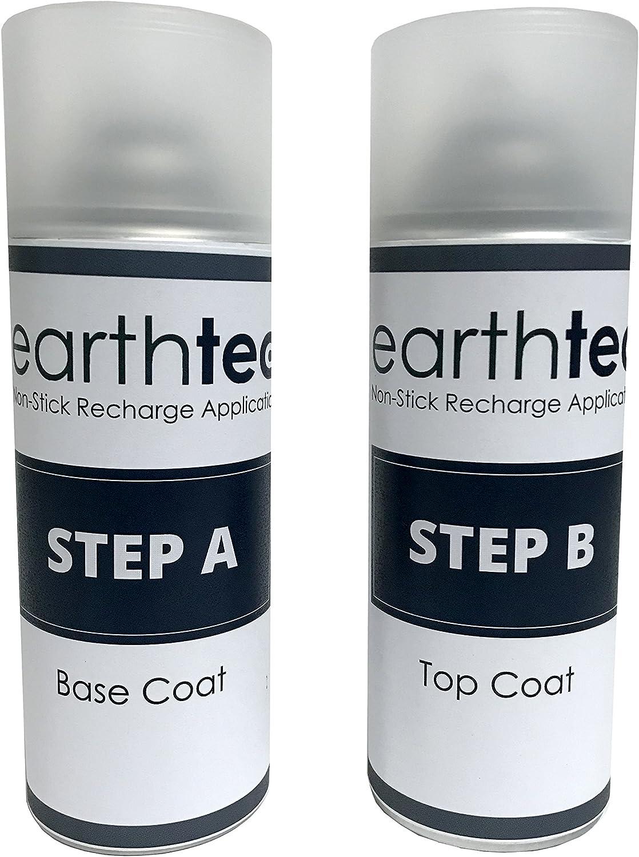 Earthtec Nano-Technology Non-Stick Recharge Application