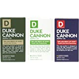 Duke Cannon Men's Big Ass Brick of Soap Set - Productivity, Naval Supremacy, Victory