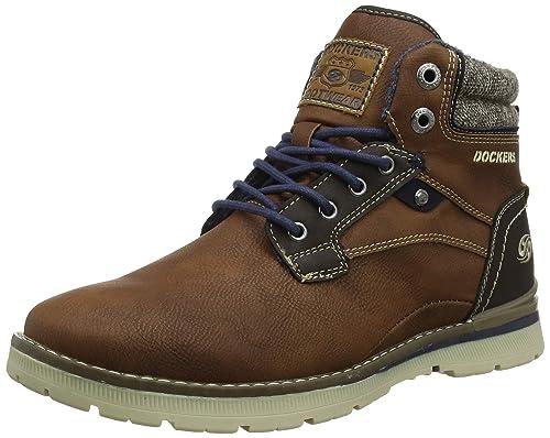 Dockers Sneaker Alto 43ju002 Gerli Collo Amazon by it Uomo a 1rqSx1a