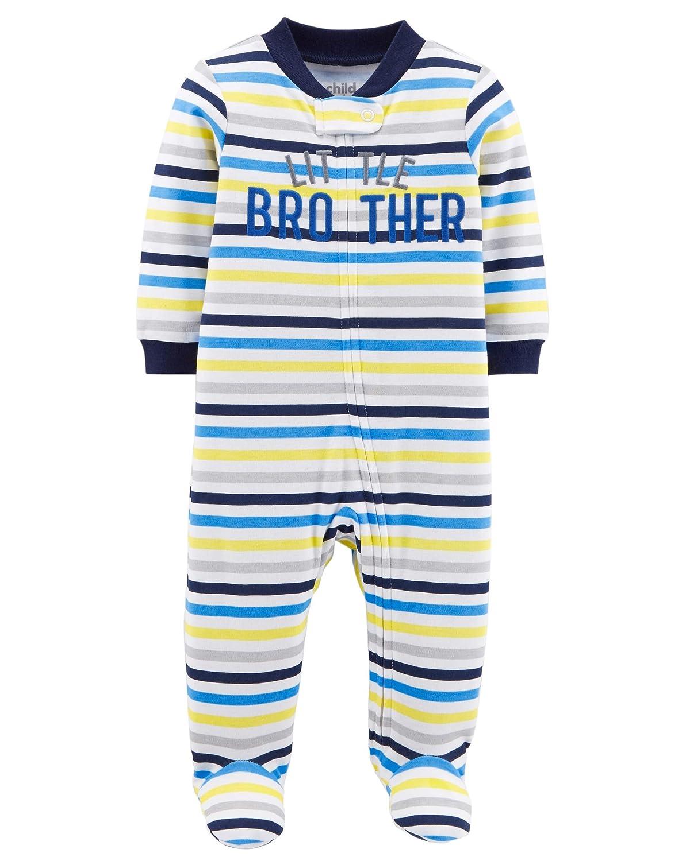 品多く Child of Stripe Mine 6 SLEEPWEAR ベビーボーイズ Preemie 6 B079XZC9MW lbs 17\ Blue Stripe Little Brother B079XZC9MW, 現場監督:cf279a3b --- a0267596.xsph.ru