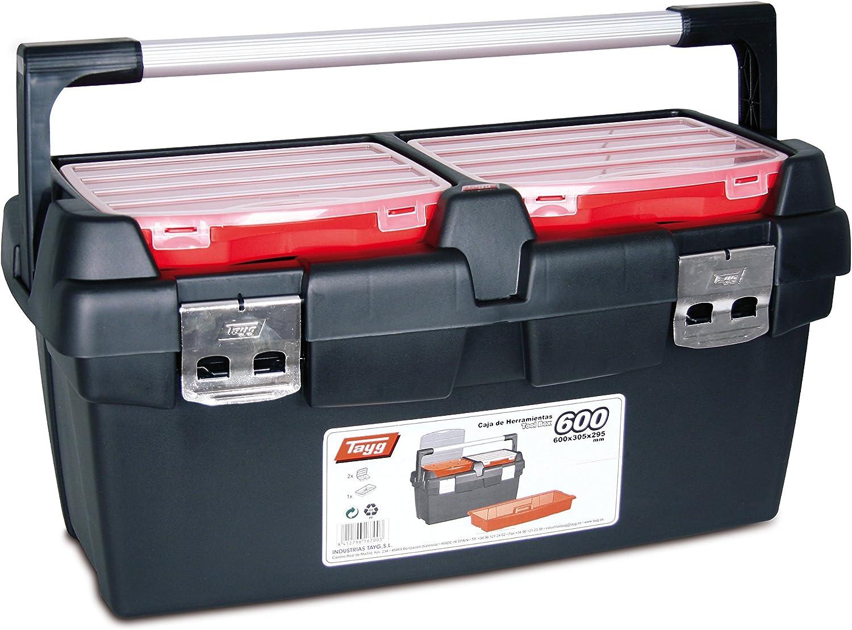Tayg - Caja herramientas nº 600-E: Amazon.es: Bricolaje y herramientas