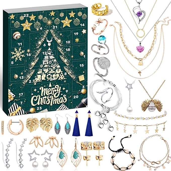 Jewellery  24 Days Advent Calander