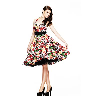 Rockabilly kleid mexiko