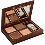 Too Faced Cocoa Contour Chiseled to Perfection Face Contouring and Highlighting Kit for Light to Medium Skintones