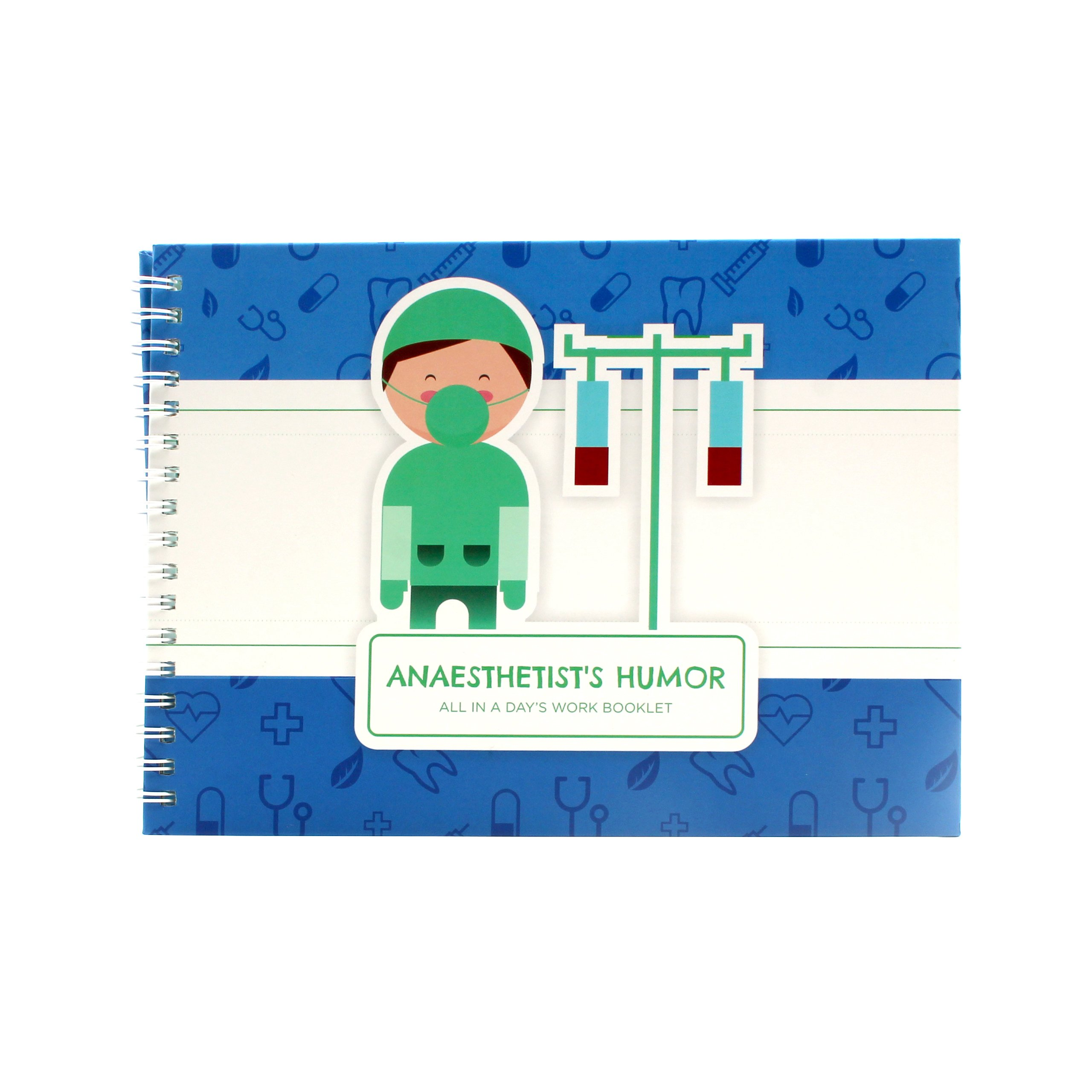 Perfect Anesthesiologist Gifts - Booklet for Your