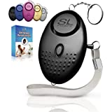 Amazon Price History for:Personal Alarm Siren Song - 130dB Safesound Personal Alarm Keychain with LED Light, Emergency Self Defense for Women , Kids & Elderly. Security Safe Sound Rape Whistle Safety Siren Alarms by SLFORCE
