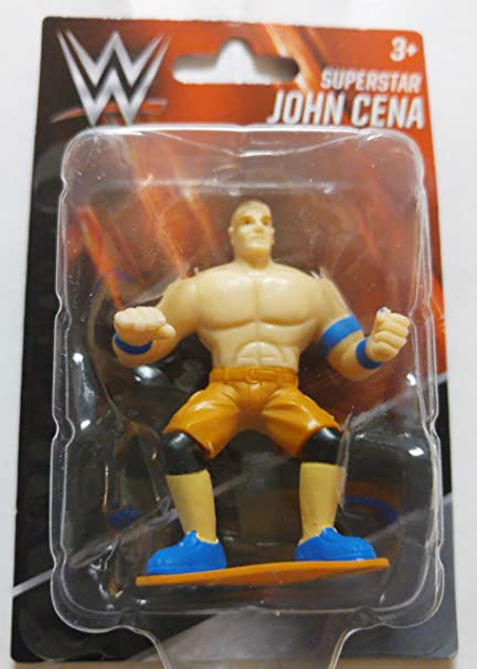 Amazoncom WWE SuperStar John Cena Cake Topper Toys Games