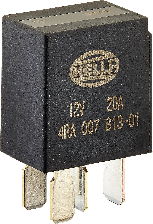 Hella 4RA 933.766-111 Relé, Corriente de Trabajo