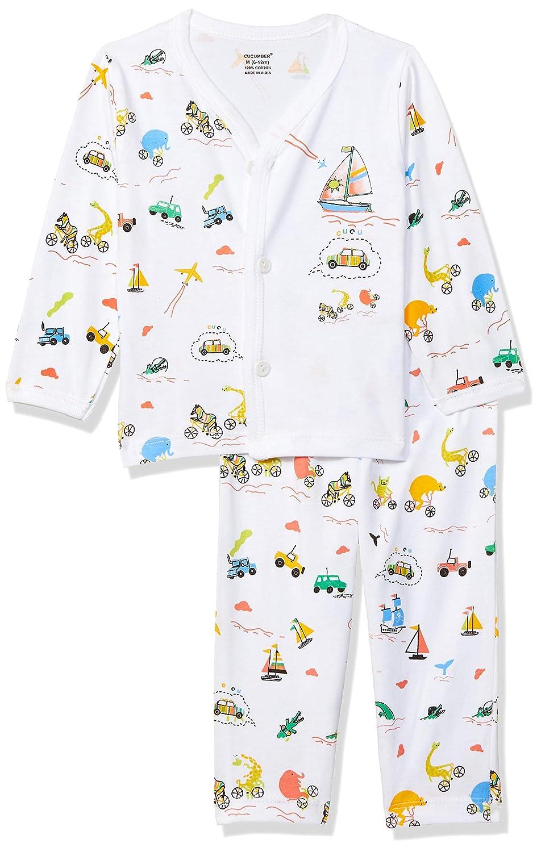 CUCUMBER Baby Boys Regular Body Suit