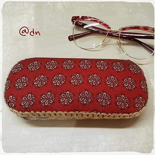 FUNDA O ESTUCHE PARA GAFAS: Amazon.es: Handmade