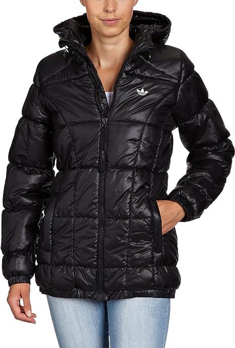 adidas Damen Winterjacke AC Padded Solids
