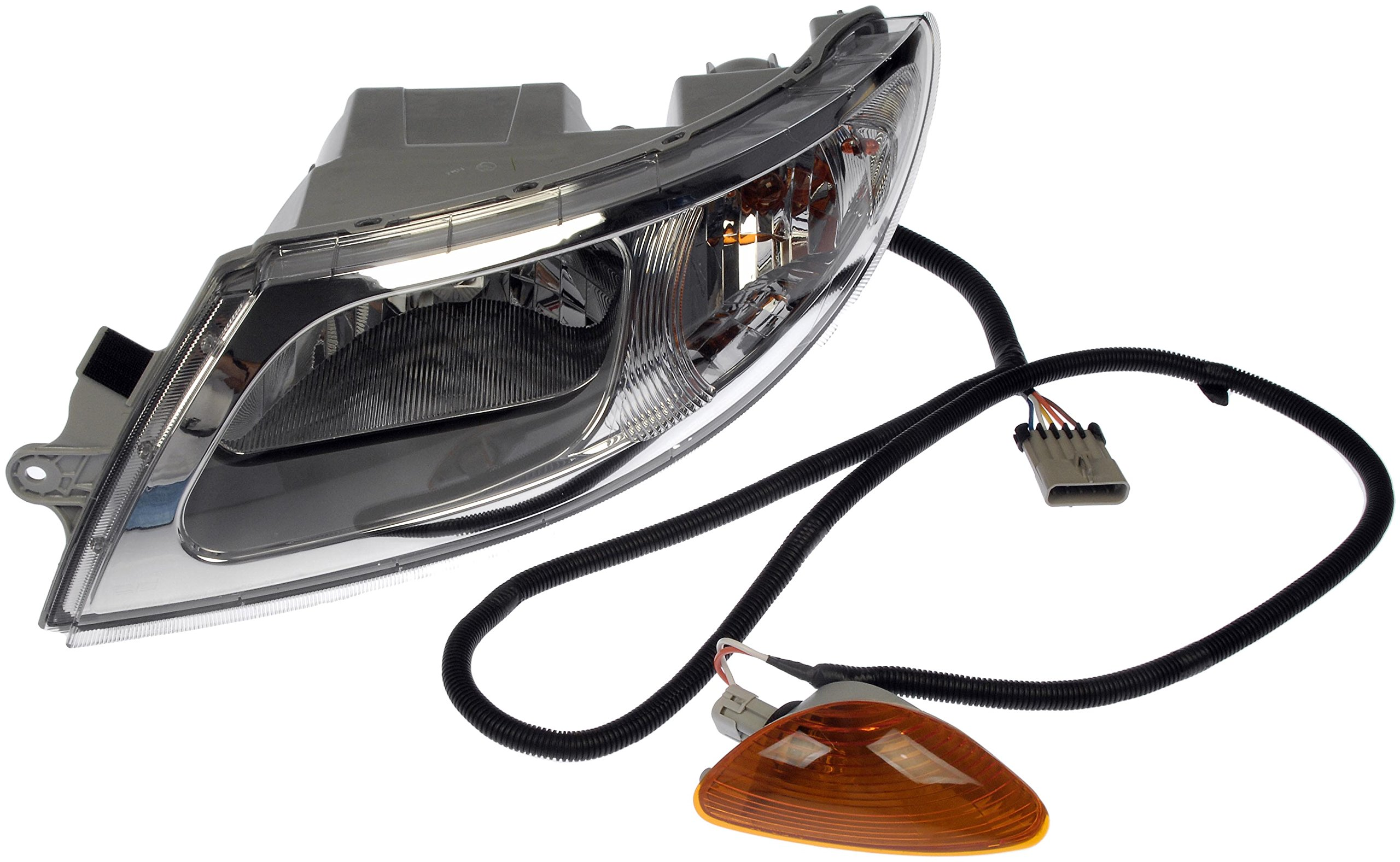 Dorman 888-5106 Driver Side Headlight Assembly For Select IC/IC Corporation/International Models by Dorman