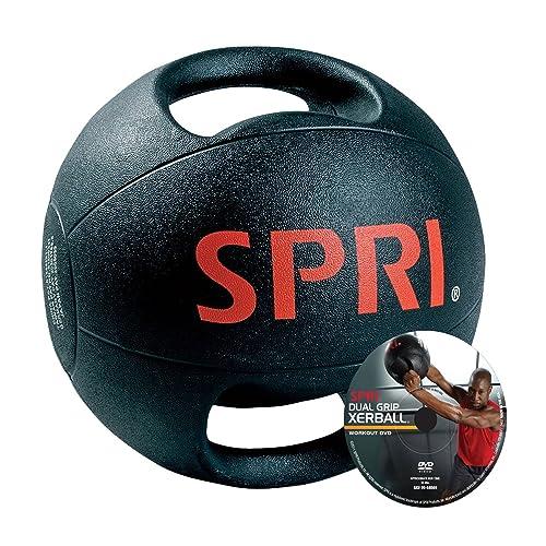 SPRI Dual Grip Xerball