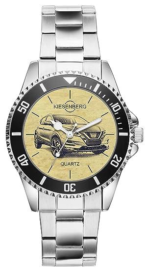 Kiesenberg Qashqai Conductor Fan 6351 Nissan Regalo Reloj Para AR4L3j5