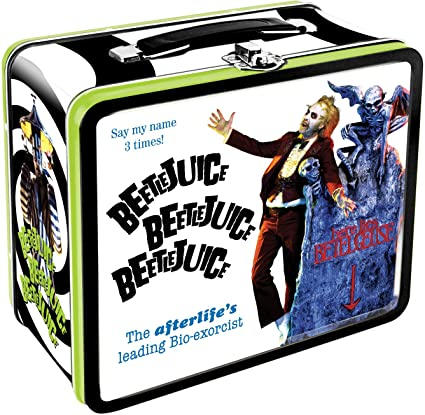 eea24b0ee795 Amazon.com  Aquarius Beetlejuice Large Tin Fun Box  Toys   Games