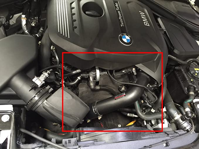 Amazon.com: 🔹 FTP 🔹 Turbo Charge Pipe Kit for BMW B48 B46 Charge Pipe Aluminum: Automotive
