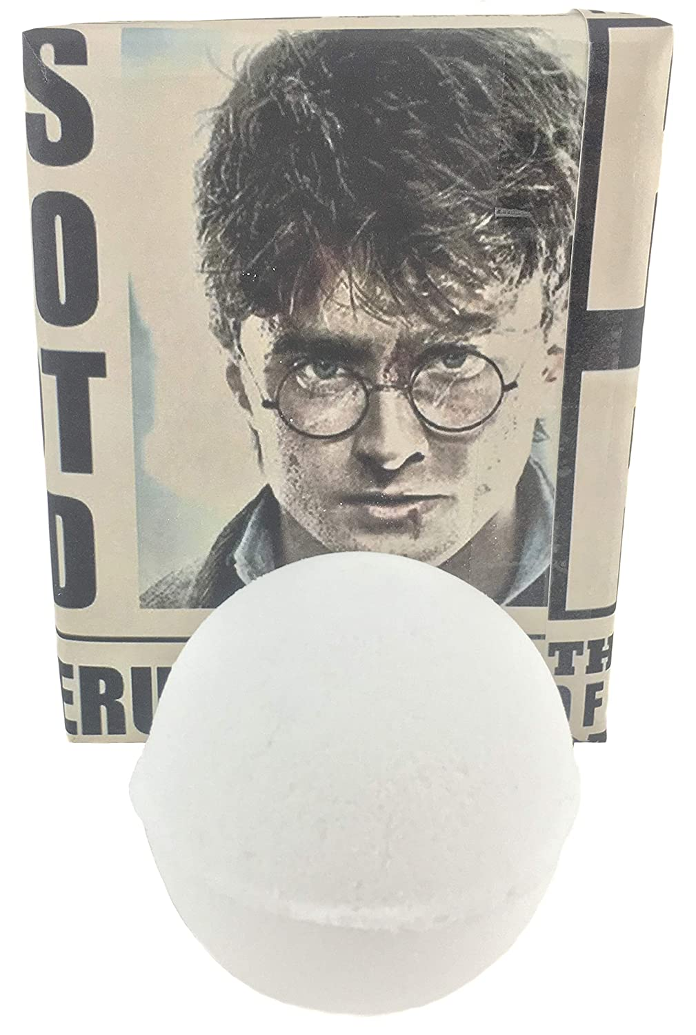 Harry Potter Sorting Hat Bath Bomb Hogwarts Wizard   In which House will your fate lie?   Free Spirit Bath and Body
