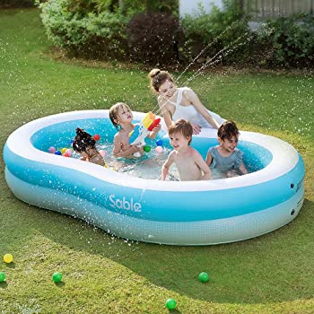 Sable Inflatable Swimming Pool