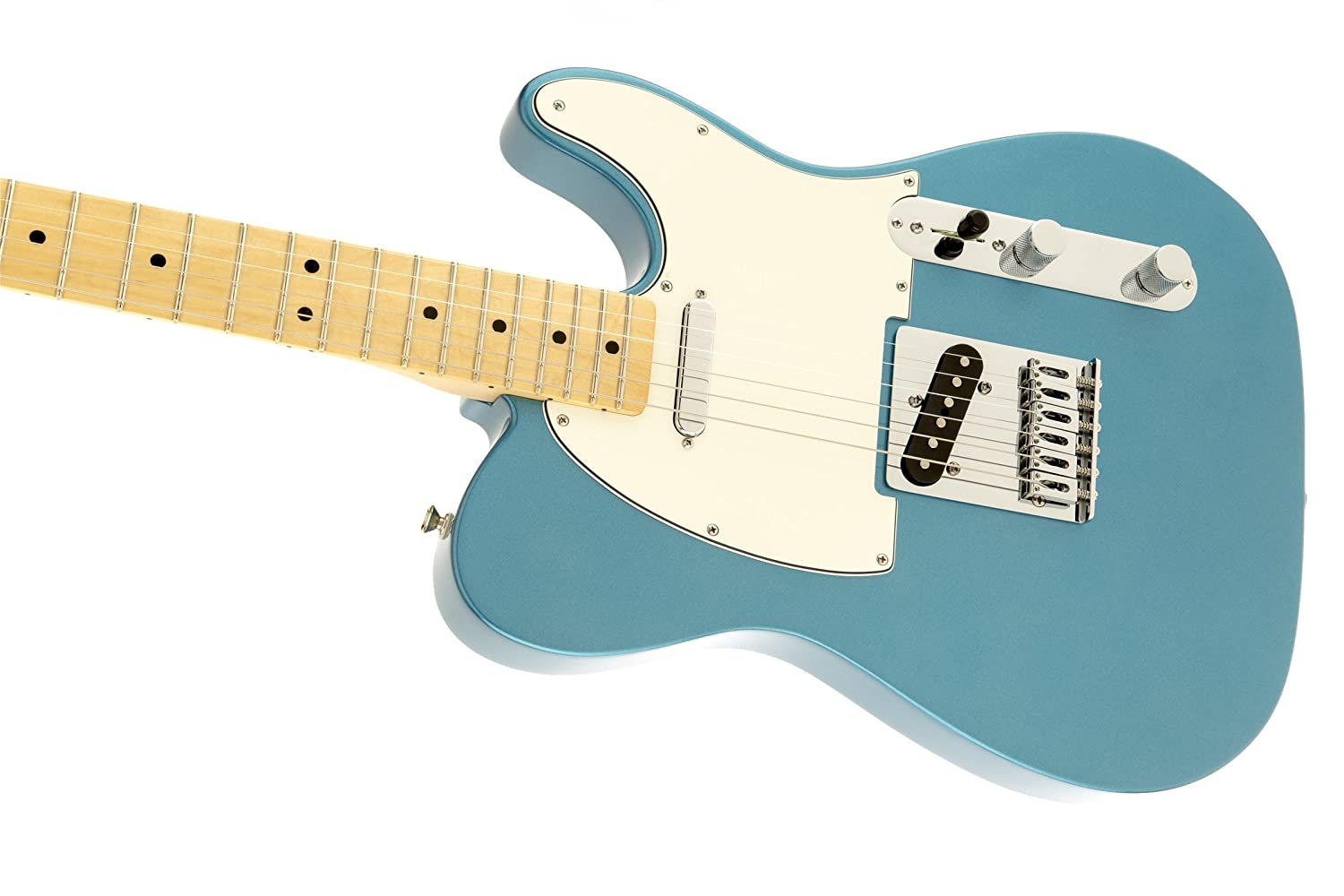 Fender Standard Telecaster, Maple Fretboard - Lake Placid Blue