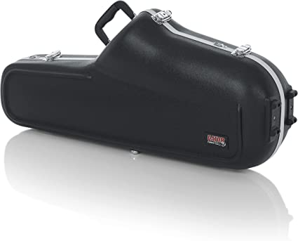 GATOR GC-TENOR SAX - Estuche para saxofón tenor (interior moldeado): Amazon.es: Instrumentos musicales