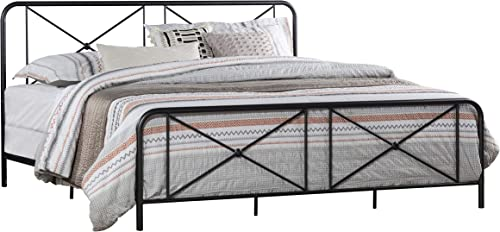 Hillsdale Furniture King Metal Bed