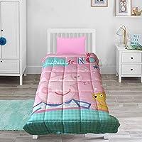 Peppa Pig Beauty Sleep 100% Cotton Comforter/Blanket, Size Junior/Toddler (150 x 120 cms)