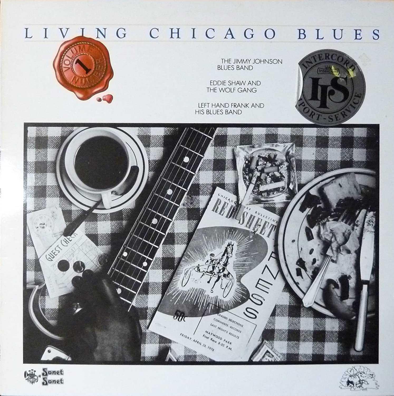 Living Chicago Blues 1 [Analog]                                                                                                                                                                                                                                                    <span class=