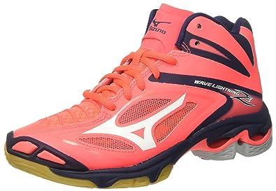 premium selection bdb7a a931e Mizuno Women V1GC1705 Sport Shoes Multicolour Size  4 UK