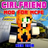 furniture free - Mods : Girlfriend Skins for MCPE