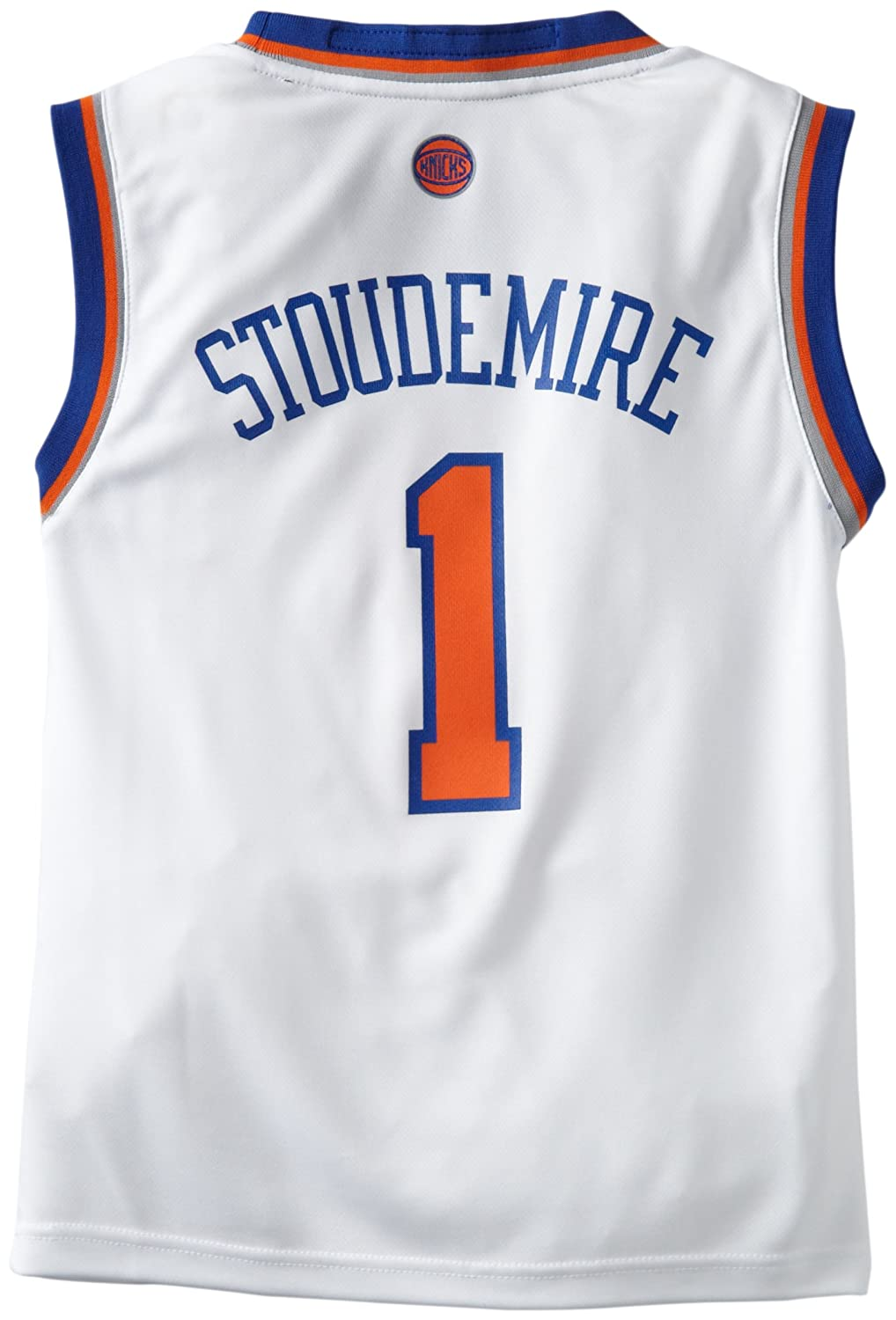 Amazon.com   NBA New York Knicks Amar e Stoudemire Youth 8-20 Replica Home  Jersey 9f2454f74