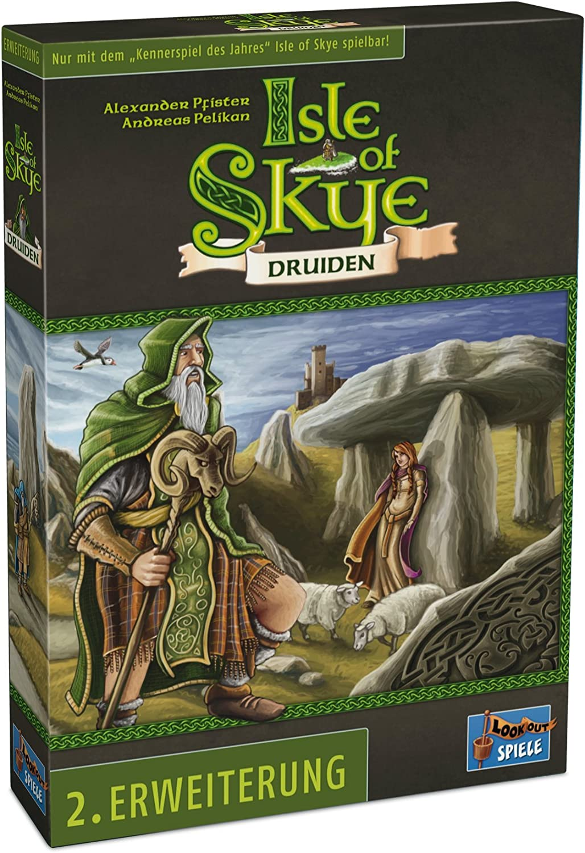 Lookout-22160104 Isle of Skye-Druiden (2ª ampliación), Color Verde (Ass Altenburger 22160104): Amazon.es: Juguetes y juegos