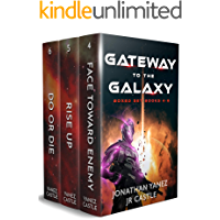 Gateway to the Galaxy Boxed Set (Gateway to the Galaxy Omnibus Book 2)