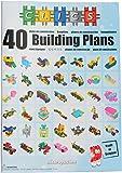 Clics Toys - Libro con 40 planos de construcción (BBM NV CP009)