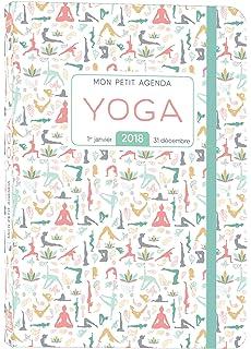 2019: Yoga,Meditation, weekly planner,Agenda,Organizer ...